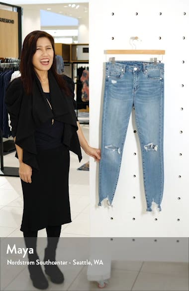 The Bond Ripped Skinny Jeans, sales video thumbnail