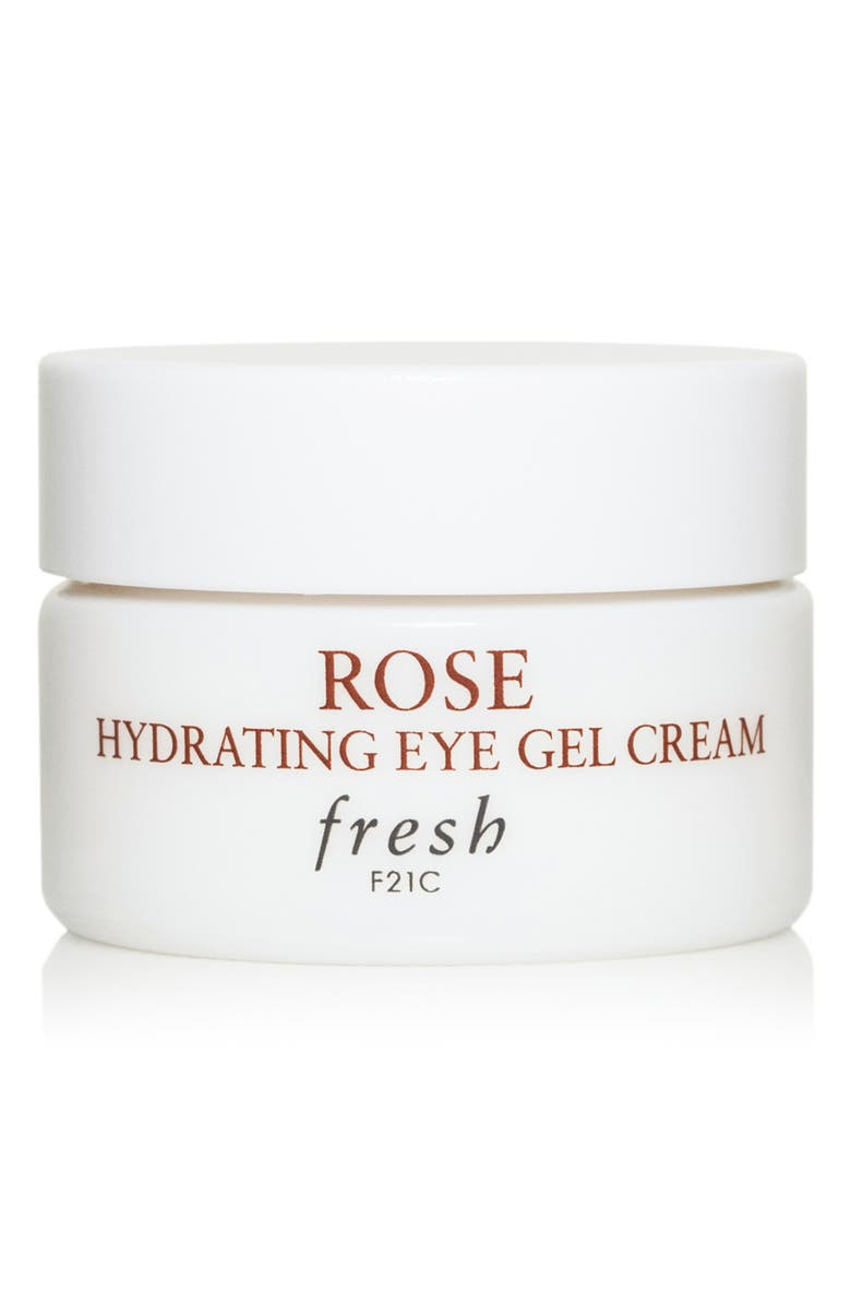 FRESH<SUP>®</SUP> Rose Hydrating Eye Gel Cream, Main, color, No Color