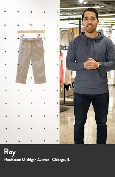 Kids' All Day Relaxed Pants, sales video thumbnail