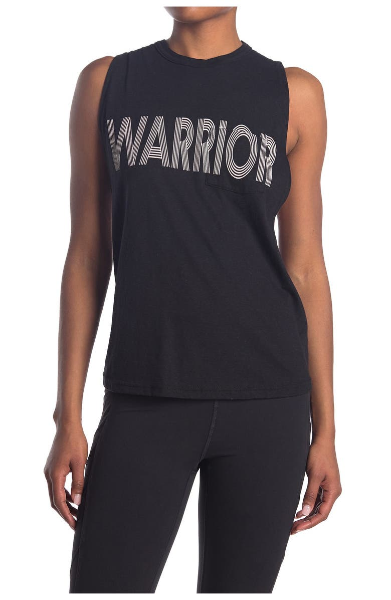 FP MOVEMENT No Sweat Graphic Tank Top, Main, color, 001