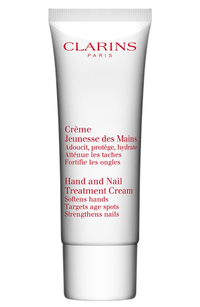 CLARINS Hand and Nail Treatment Cream, Main, color, No Color