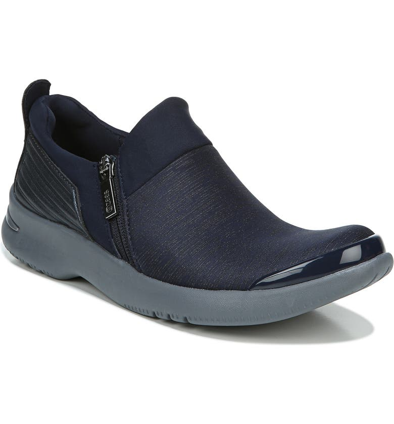 BZEES Axis Sneaker, Main, color, NAVY FABRIC