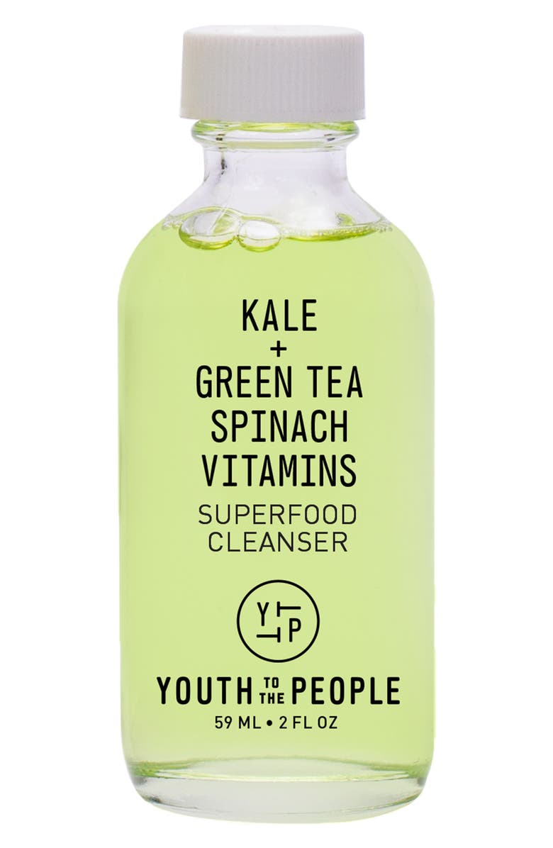 YOUTH TO THE PEOPLE Superfood Cleanser, Main, color, No Color