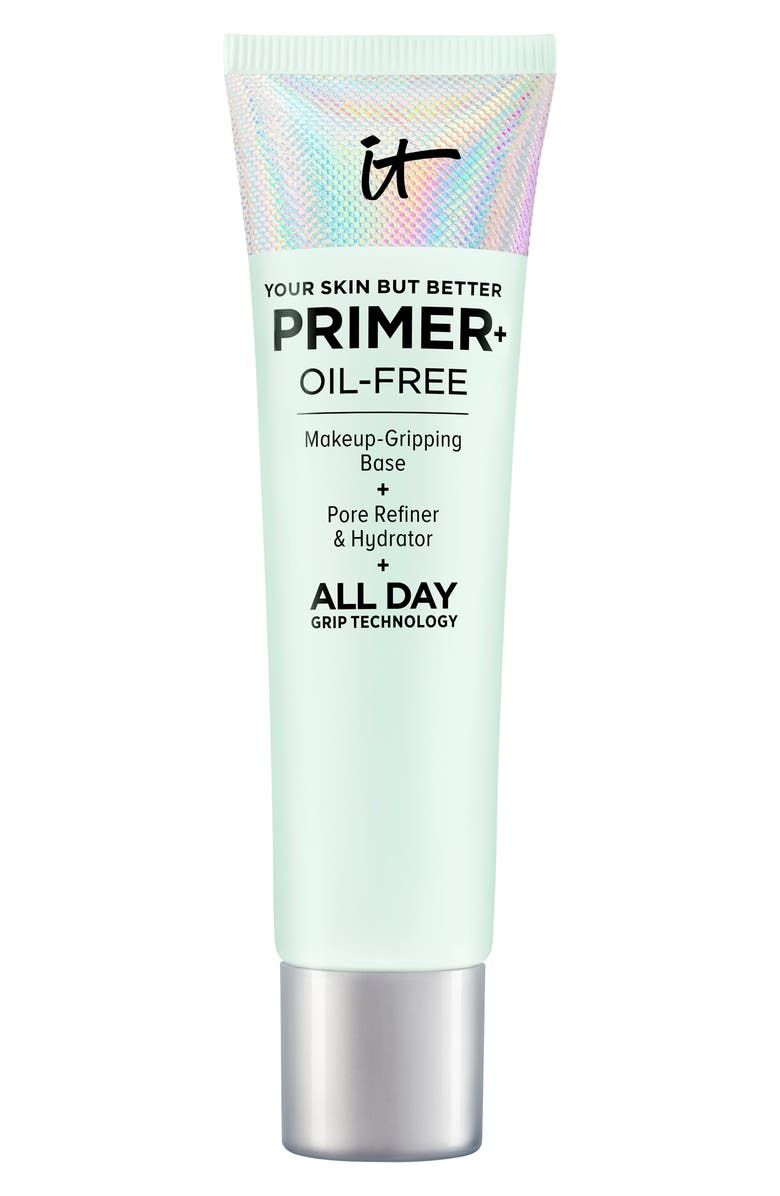 IT COSMETICS Your Skin But Better Oil-Free Primer, Main, color, NO COLOR
