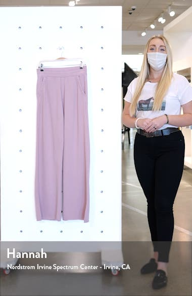 Gabi Wide Leg Lounge Pants, sales video thumbnail