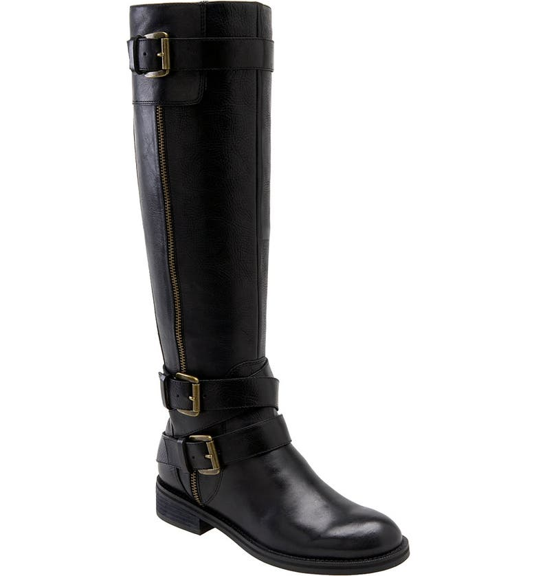 ENZO ANGIOLINI 'Saylem' Riding Boot, Main, color, 001