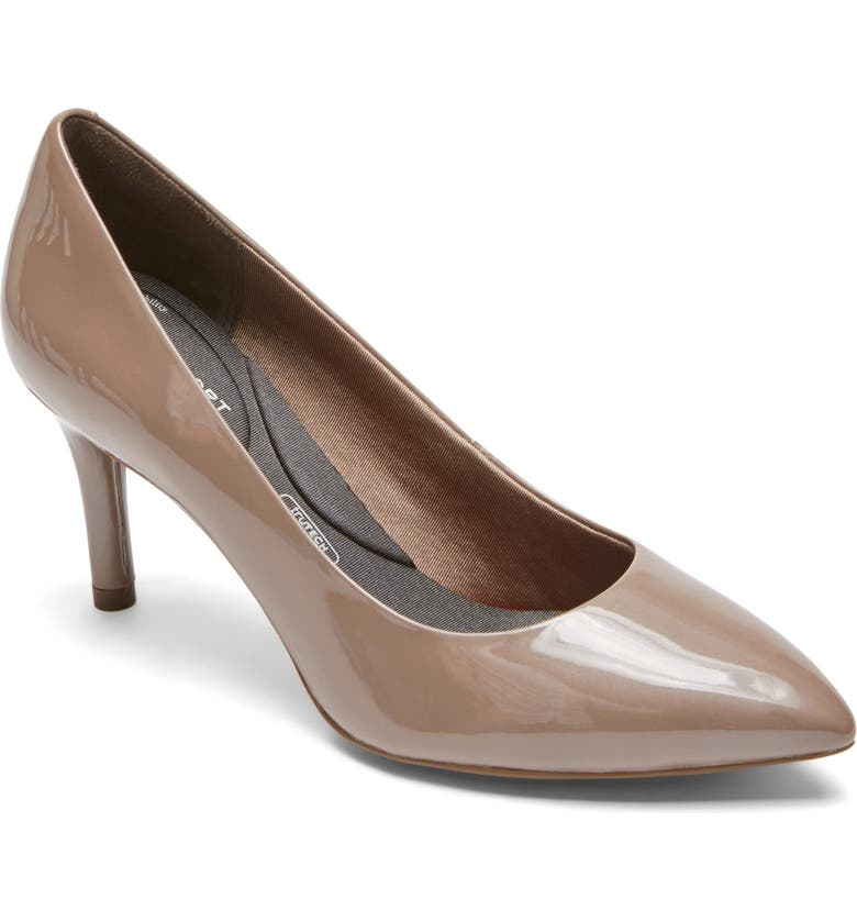 ROCKPORT 'Total Motion' Pump, Main, color, TAUPE