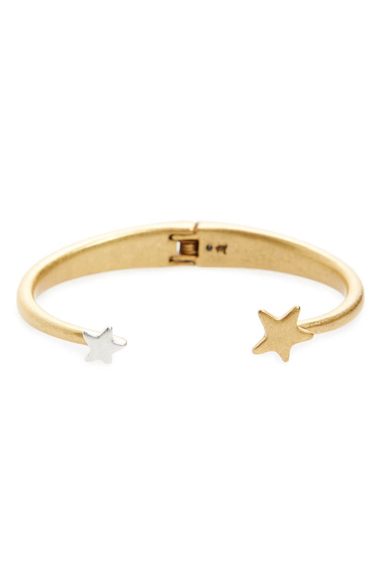 MADEWELL Open Star Cuff, Main, color, 710
