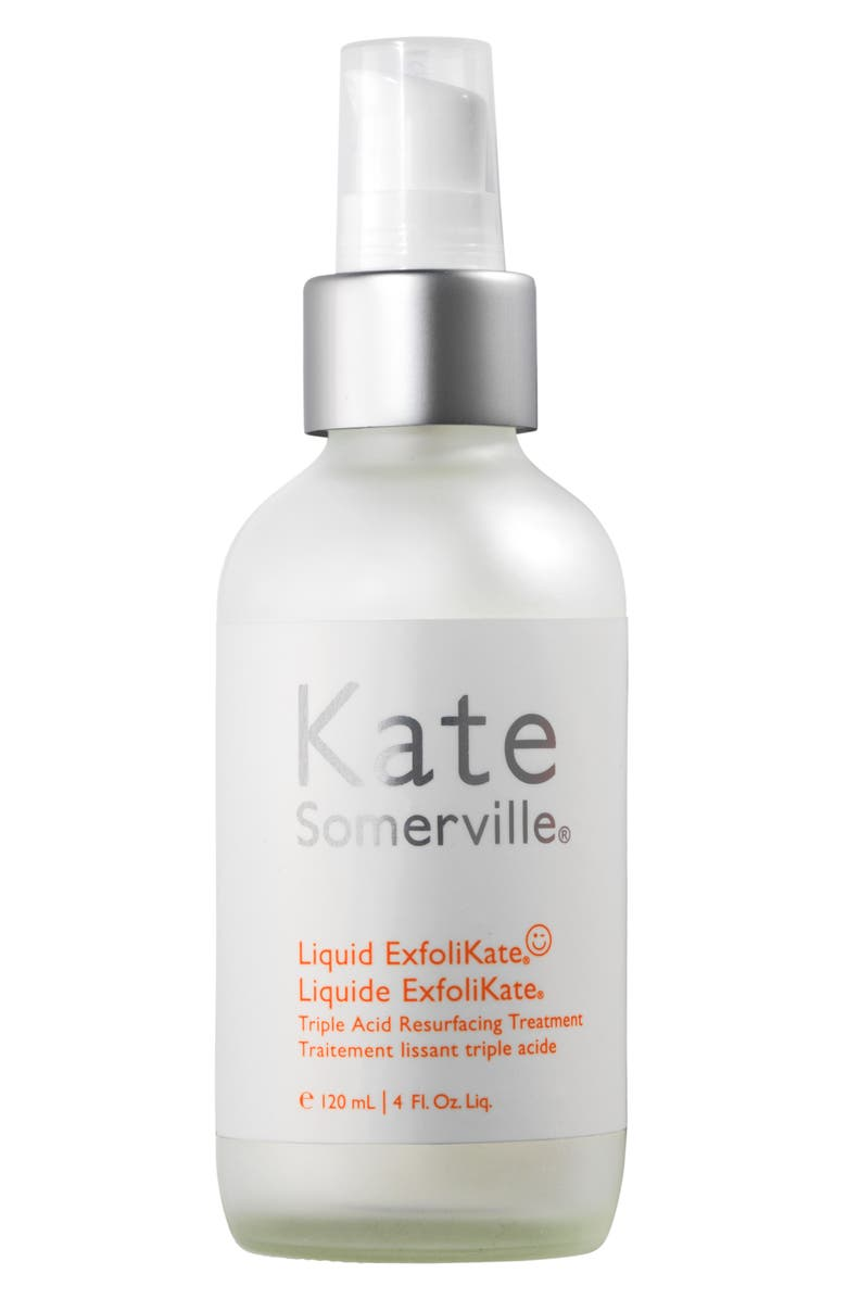 KATE SOMERVILLE<SUP>®</SUP> Liquid ExfoliKate<sup>®</sup> Triple Acid Resurfacing Treatment, Main, color, NO COLOR