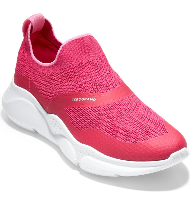 COLE HAAN ZeroGrand Radiant Slip-On Sneaker, Main, color, LOVE POTION