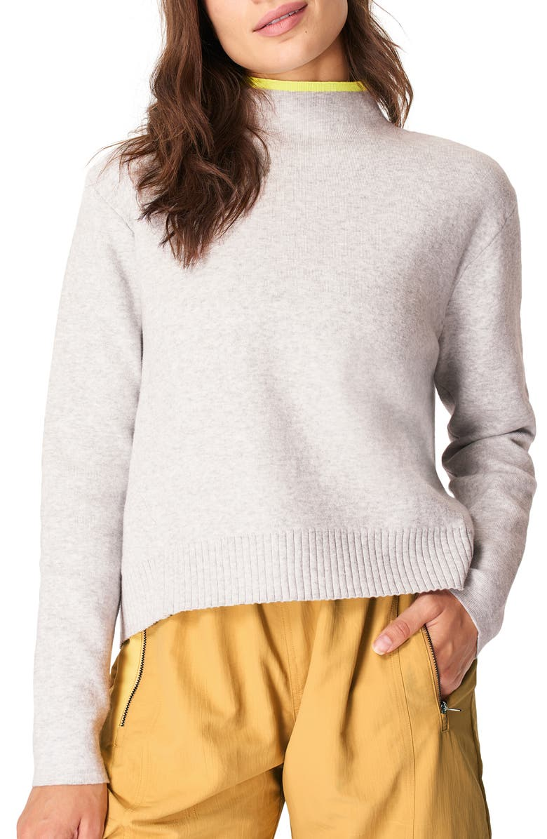 SWEATY BETTY Hackney Sweater, Main, color, 020