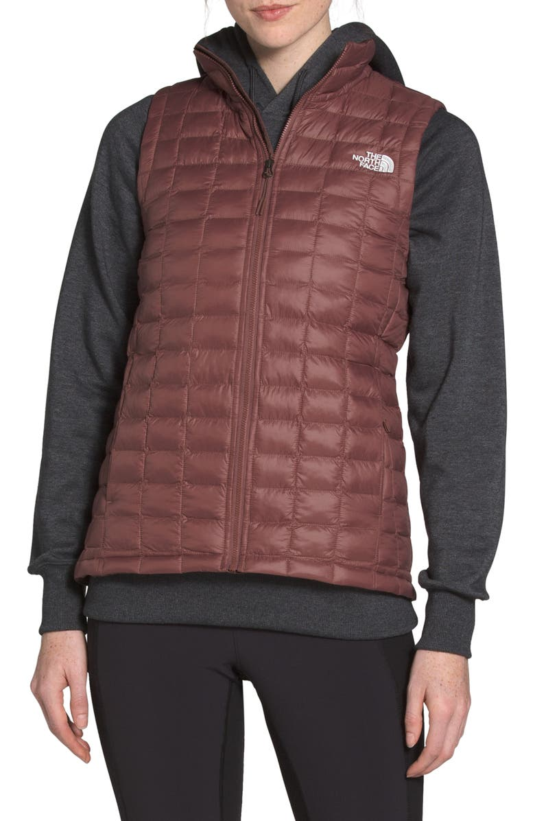 THE NORTH FACE ThermoBall<sup>™</sup> Eco Packable Jacket, Main, color, MARRONPRPLMATTE