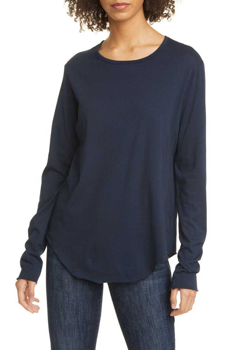FRANK & EILEEN Tee Lab Long Sleeve T-Shirt, Main, color, 001