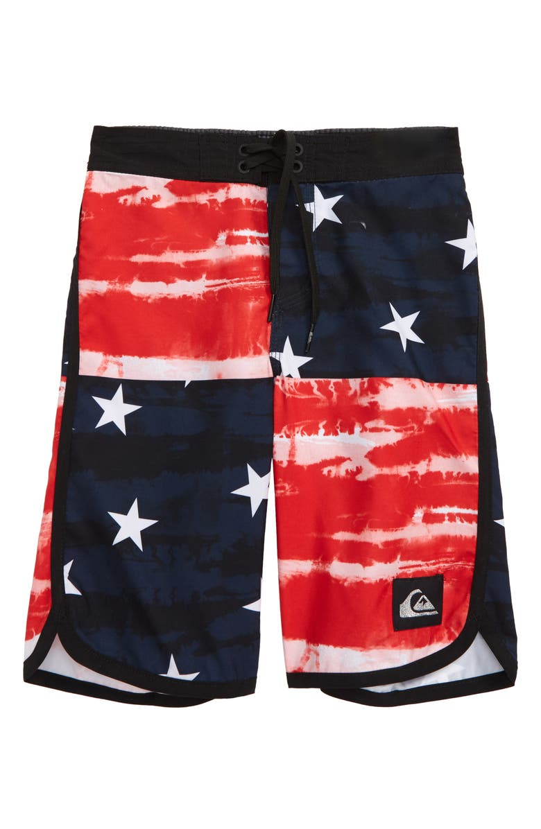 QUIKSILVER Kids' Everyday Freedom Board Shorts, Main, color, NAVY BLAZER