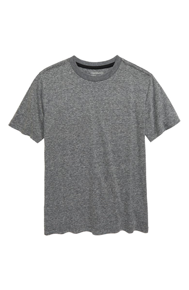 TUCKER + TATE Kids' Essential Heathered T-Shirt, Main, color, 001