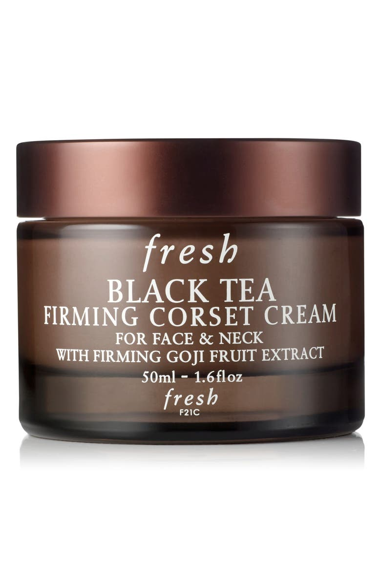 FRESH<SUP>®</SUP> Black Tea Firming Corset Cream Firming Moisturizer, Main, color, No Color