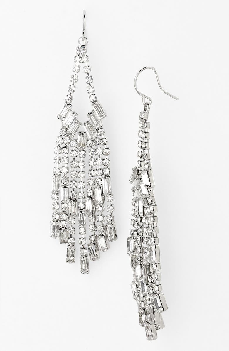 NORDSTROM Chandelier Earrings, Main, color, 040