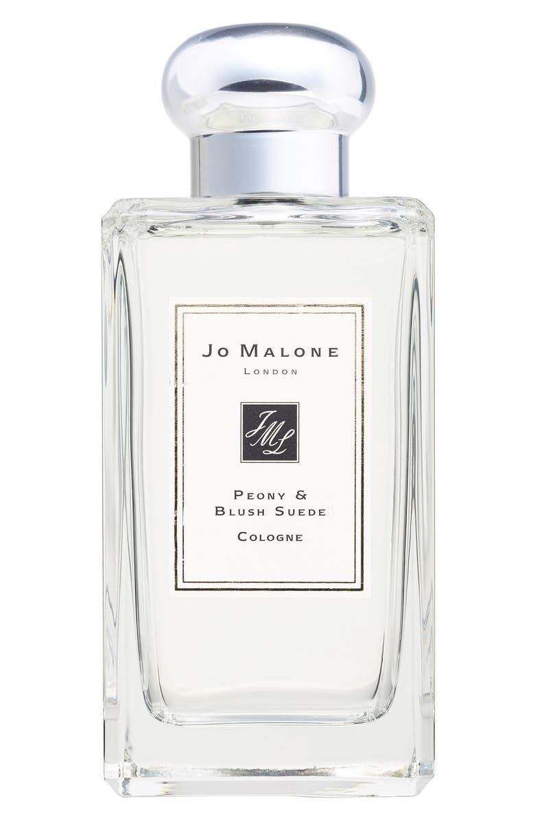 JO MALONE LONDON<SUP>™</SUP> Jo Malone<sup>™</sup> 'Peony & Blush Suede' Cologne, Main, color, 000