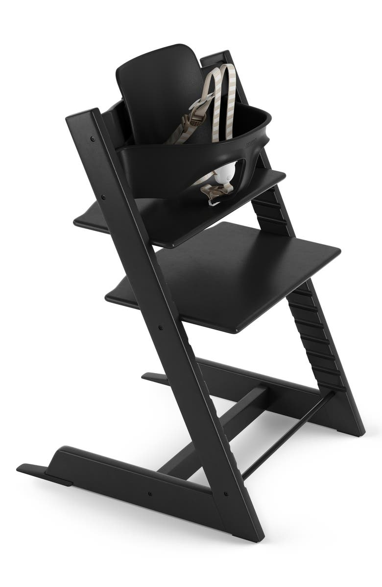 STOKKE Tripp Trapp<sup>®</sup> Highchair & Baby Set, Main, color, 001