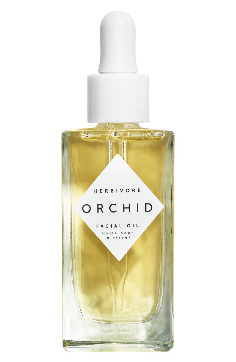HERBIVORE BOTANICALS Orchid Facial Oil, Main, color, No Color