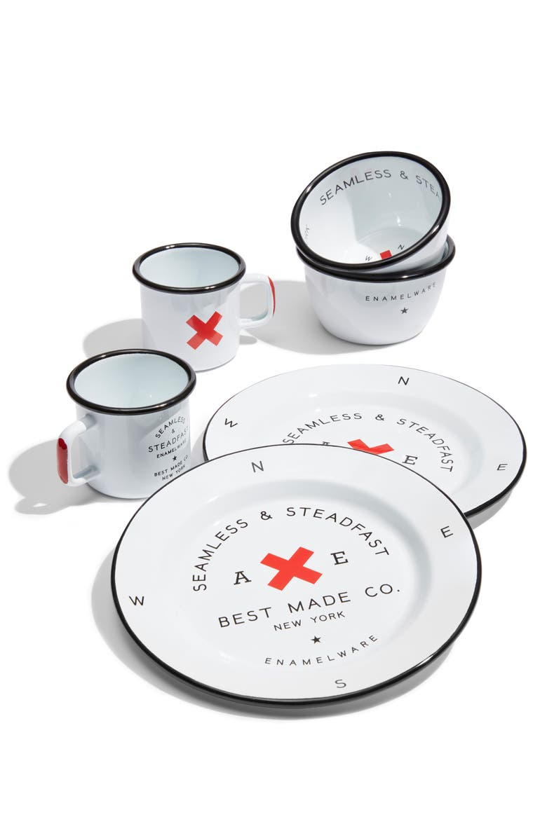 BEST MADE CO. Seamless & Steadfast Enamel Gift Set, Main, color, 100