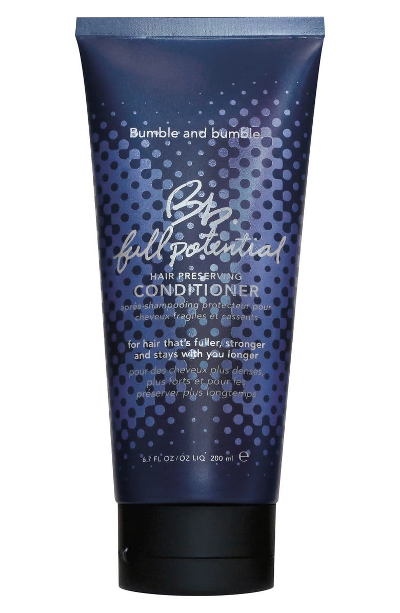 BUMBLE AND BUMBLE. Full Potential Conditioner, Main, color, No Color