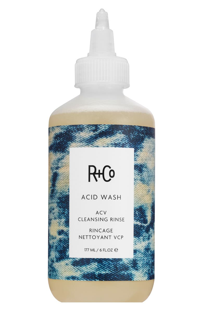R+CO Acid Wash ACV Cleansing Rinse, Main, color, 000