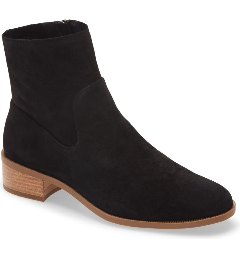 CASLON<SUP>®</SUP> Susana Bootie, Main, color, BLACK