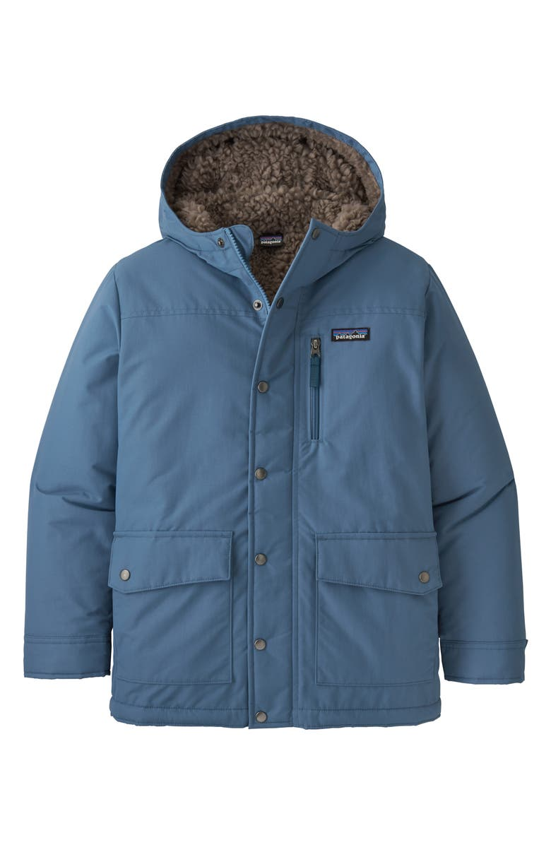 PATAGONIA Infurno Hooded Jacket, Main, color, PIGEON BLUE-PGBE