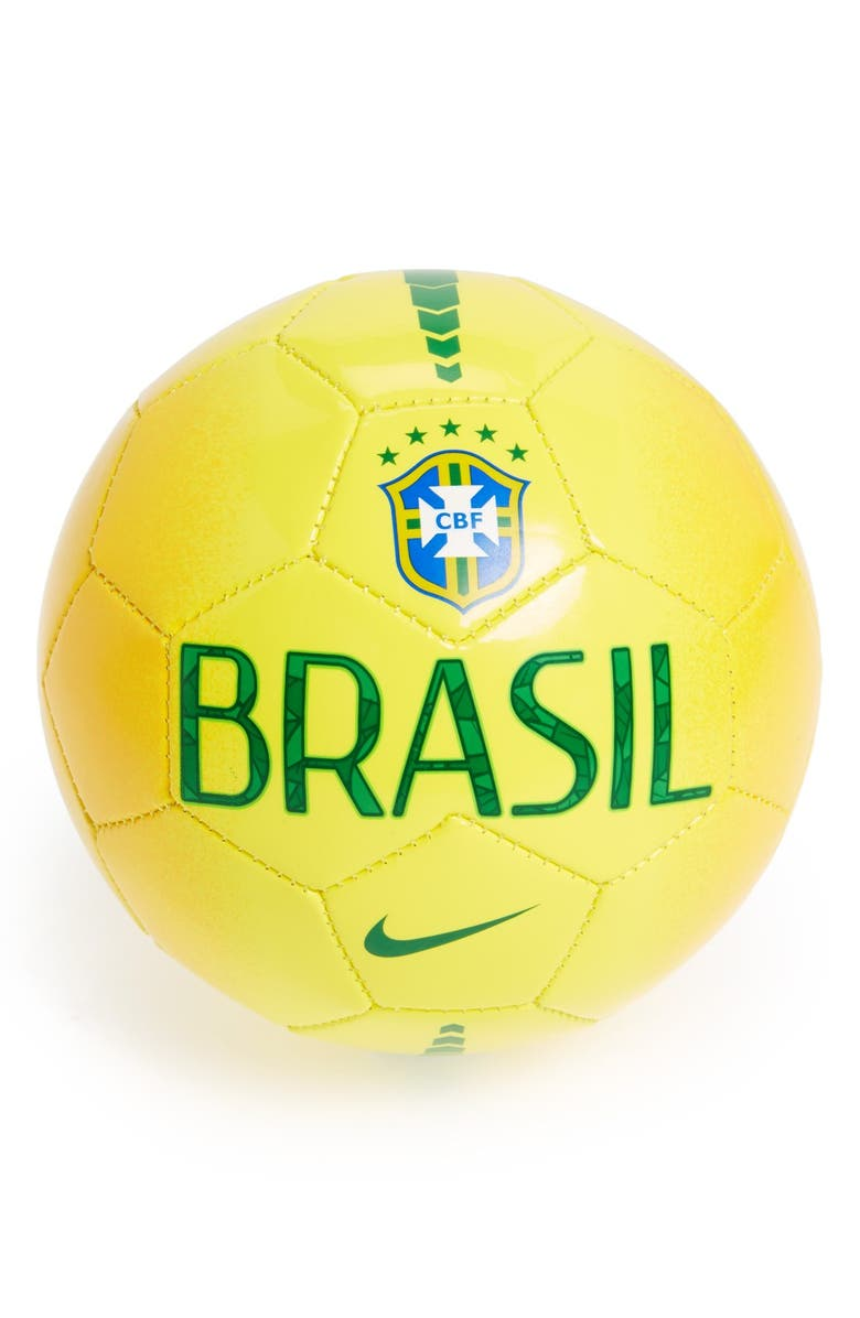 NIKE 'Brasil Skills' Small Soccer Ball, Main, color, 773