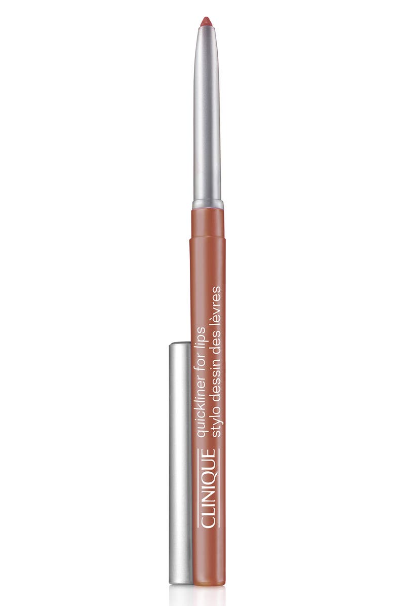 CLINIQUE Quickliner for Lips Lip Liner, Main, color, BAMBOO