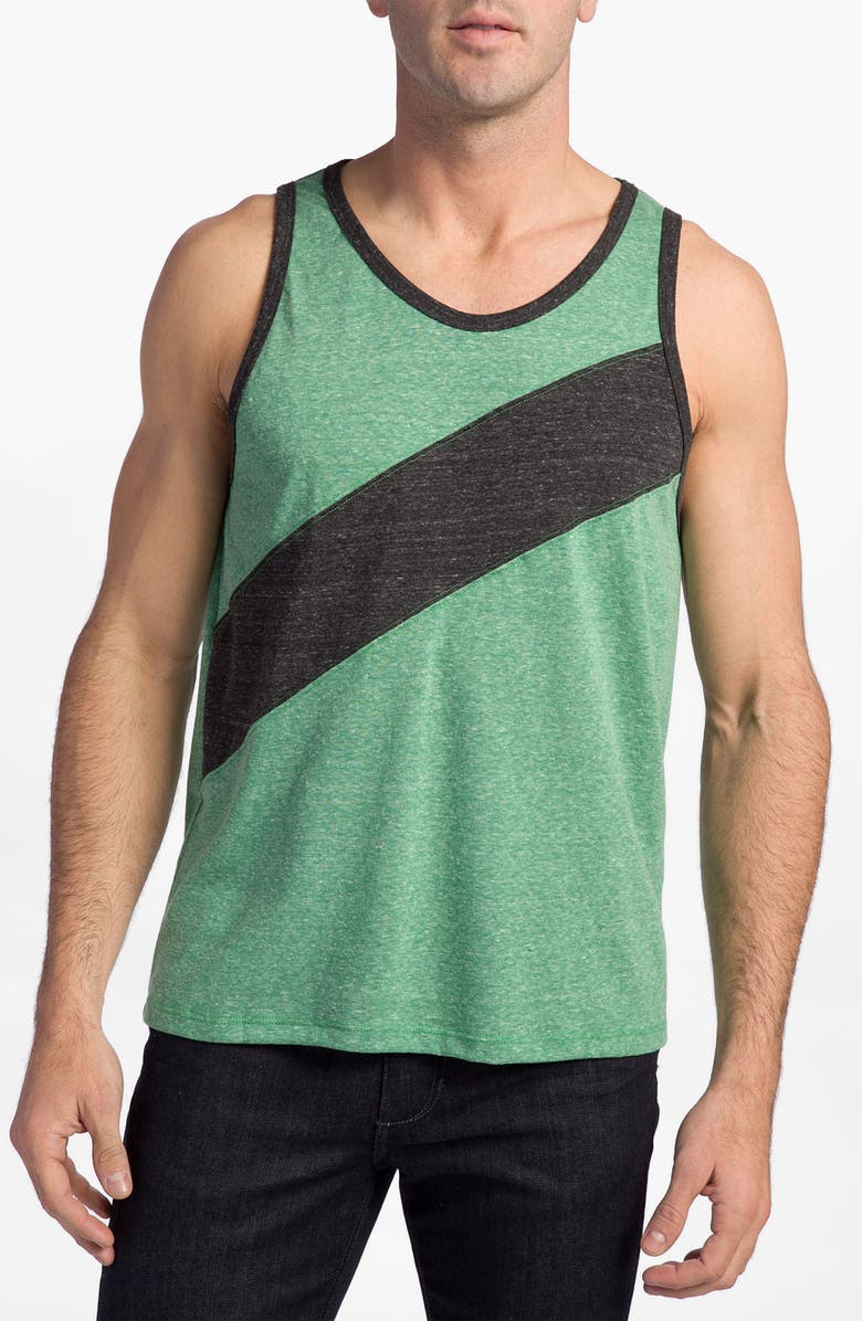 THREADS FOR THOUGHT Colorblock Tank, Main, color, 349