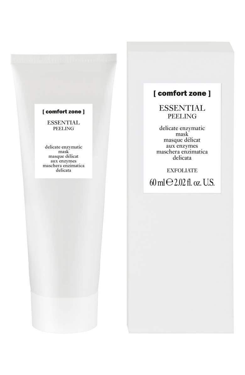 COMFORT ZONE Essential Peeling Mask, Main, color, NO COLOR