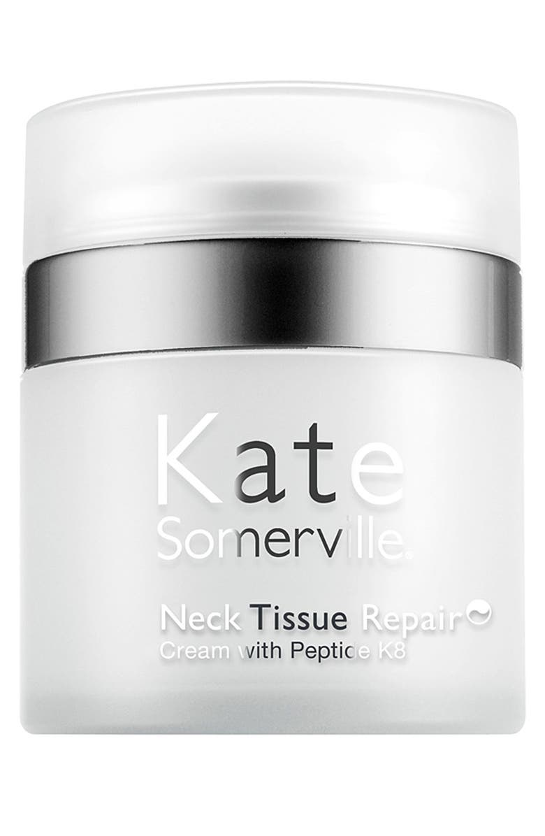 KATE SOMERVILLE<SUP>®</SUP> NECK TISSUE REPAIR CREAM WITH PEPTIDE K8, Main, color, No Color