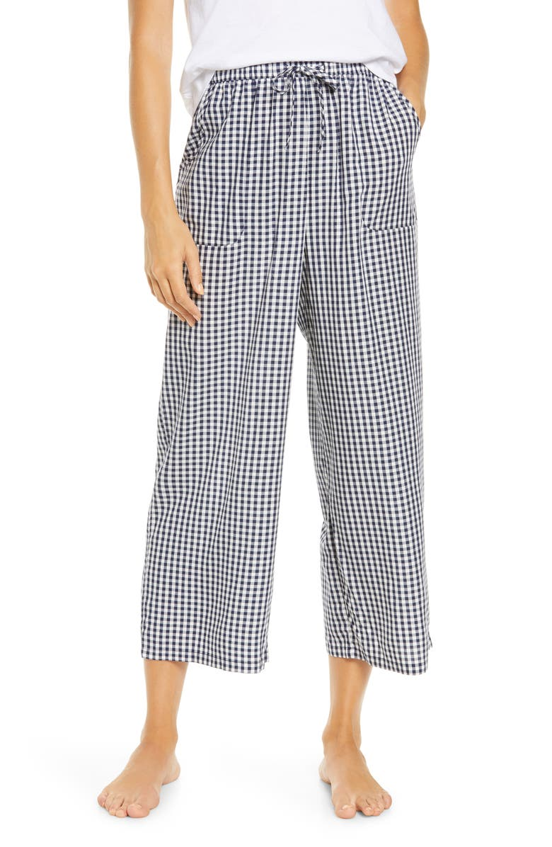 BP. Katie Crop Pajama Pants, Main, color, 401