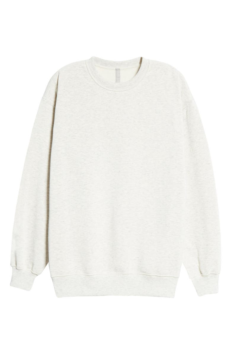 BEAMS Loose Fit Reversible Sweatshirt, Main, color, 250