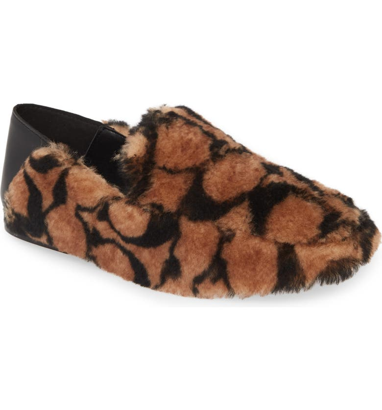 COACH Holly Genuine Shearling Convertible Loafer, Main, color, 213
