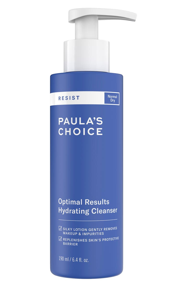 PAULA'S CHOICE Resist Optimal Results Hydrating Cleanser, Main, color, 000