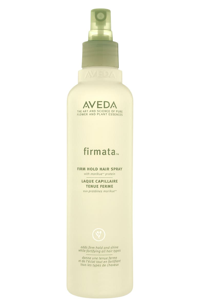 AVEDA firmata<sup>™</sup> Firm Hold Hair Spray, Main, color, NO COLOR