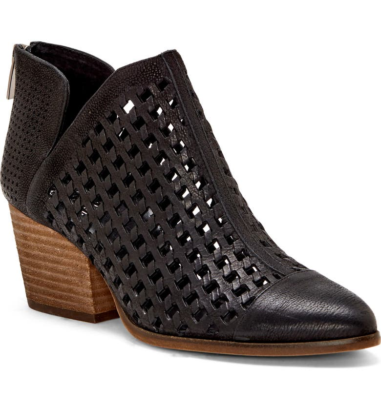 VINCE CAMUTO Neeja Bootie, Main, color, 001