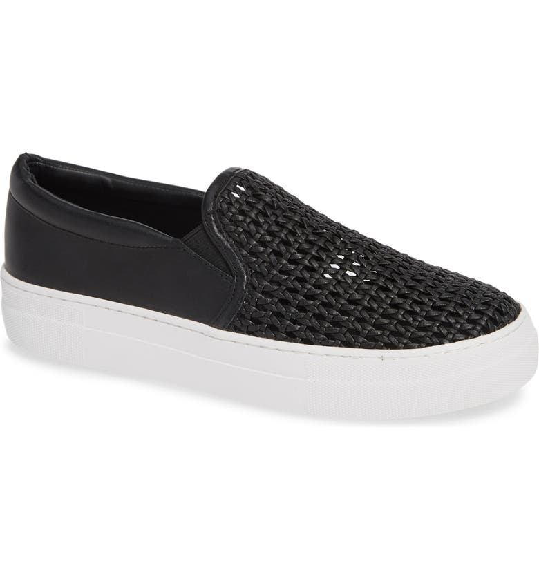 STEVE MADDEN Gradual Slip-On Sneaker, Main, color, 001