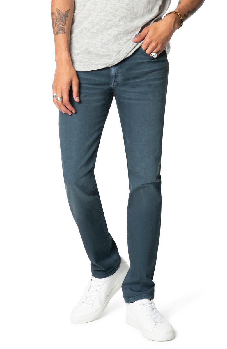 JOE'S The Asher Double Dye Slim Fit Jeans, Main, color, DARK NAVY