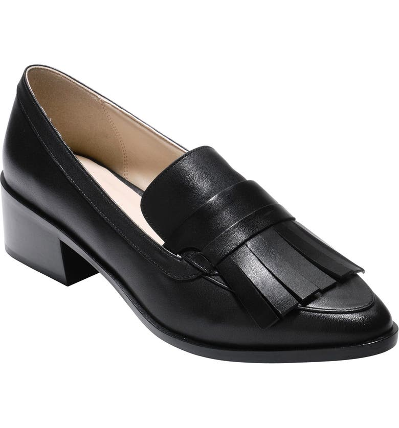 COLE HAAN Margarite Loafer Pump, Main, color, 001