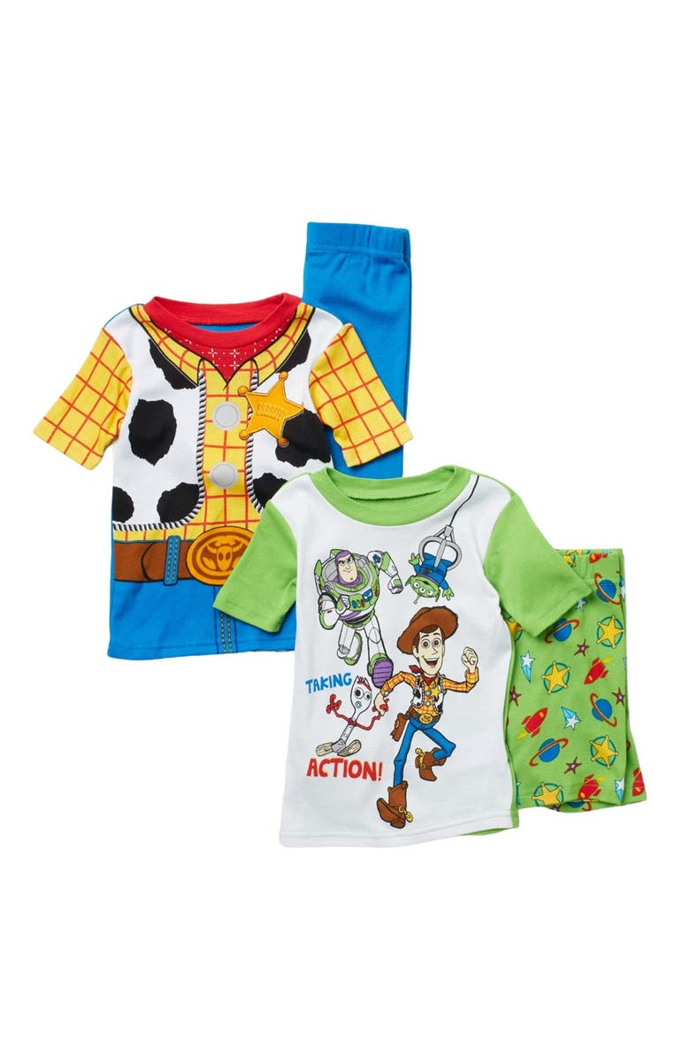 AME Toy Story Pajama Set - Set of 2, Main, color, ASST