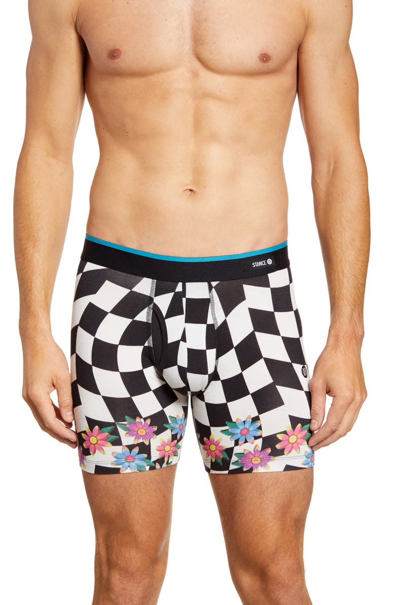 STANCE Check Daze Boxer Briefs, Main, color, 001