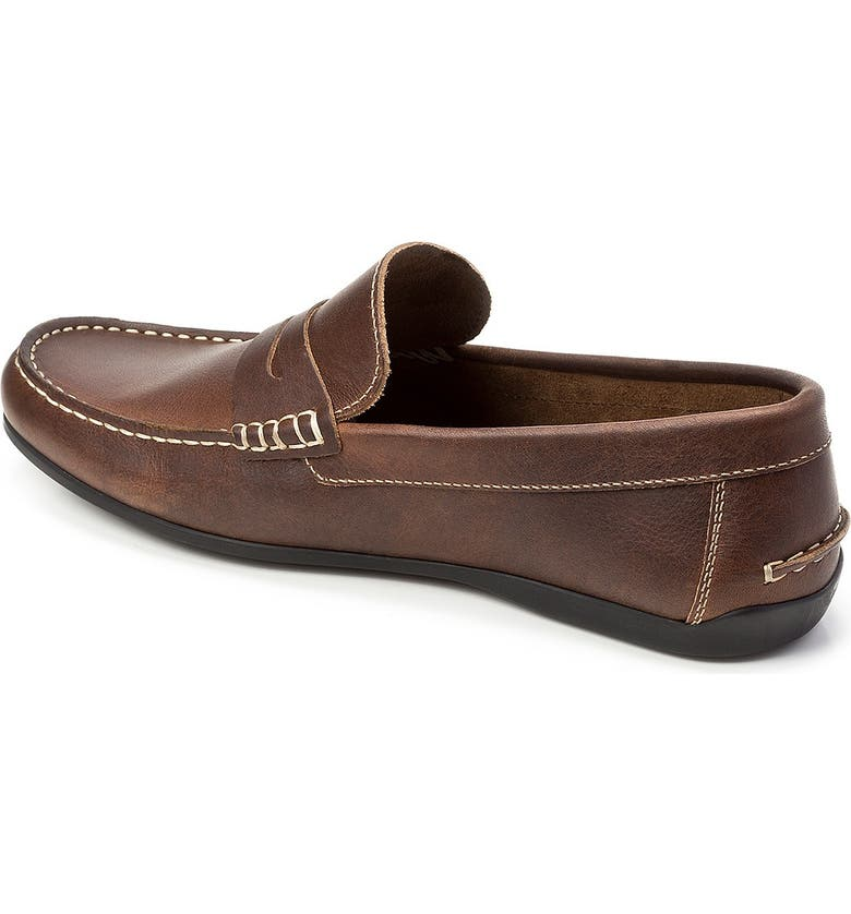 SANDRO MOSCOLONI Niece Penny Loafer, Main, color, BRN