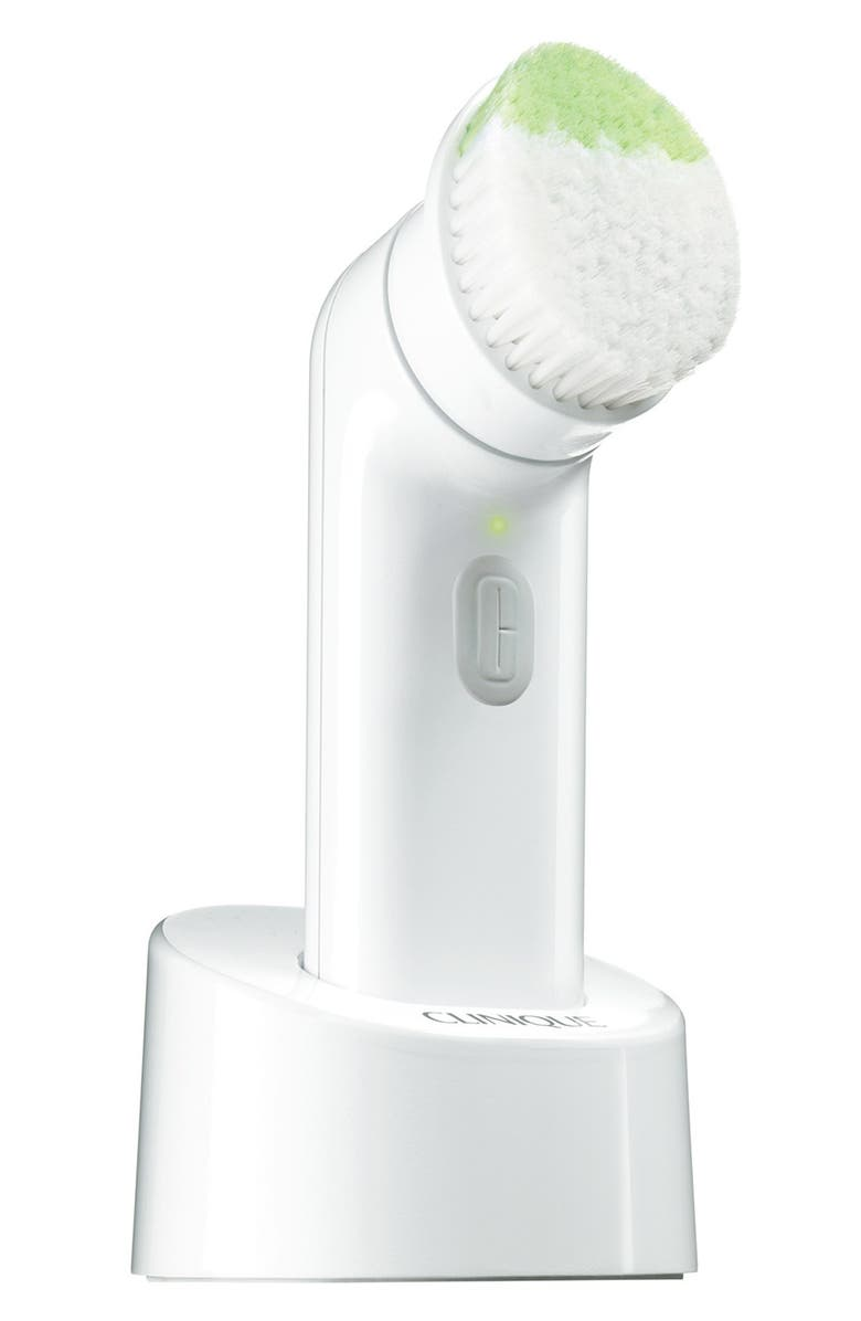 CLINIQUE Sonic System Purifying Cleansing Brush, Main, color, 000