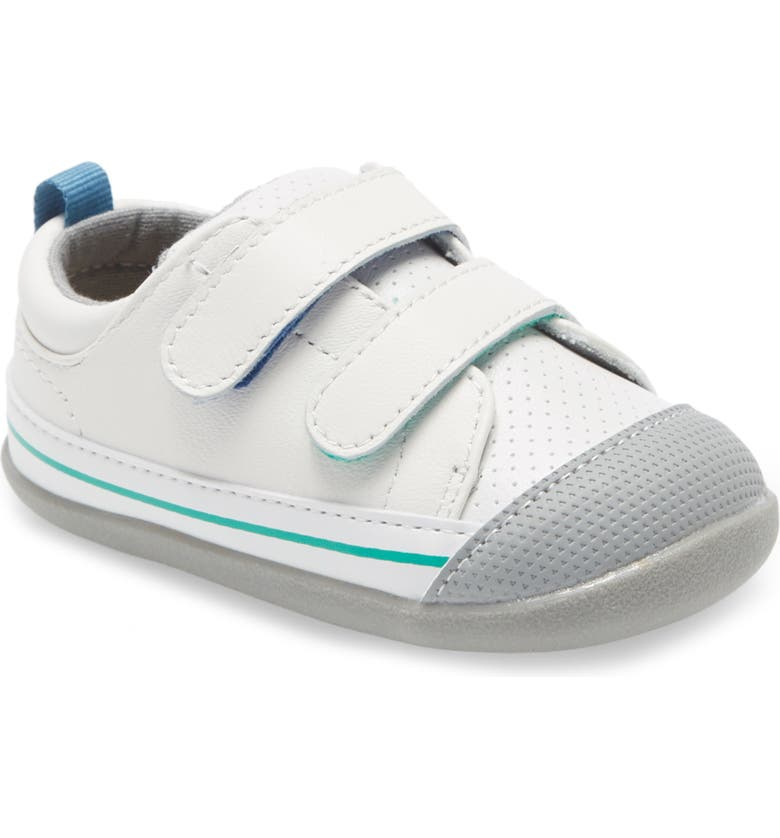 SEE KAI RUN Waylon Sneaker, Main, color, WHITE