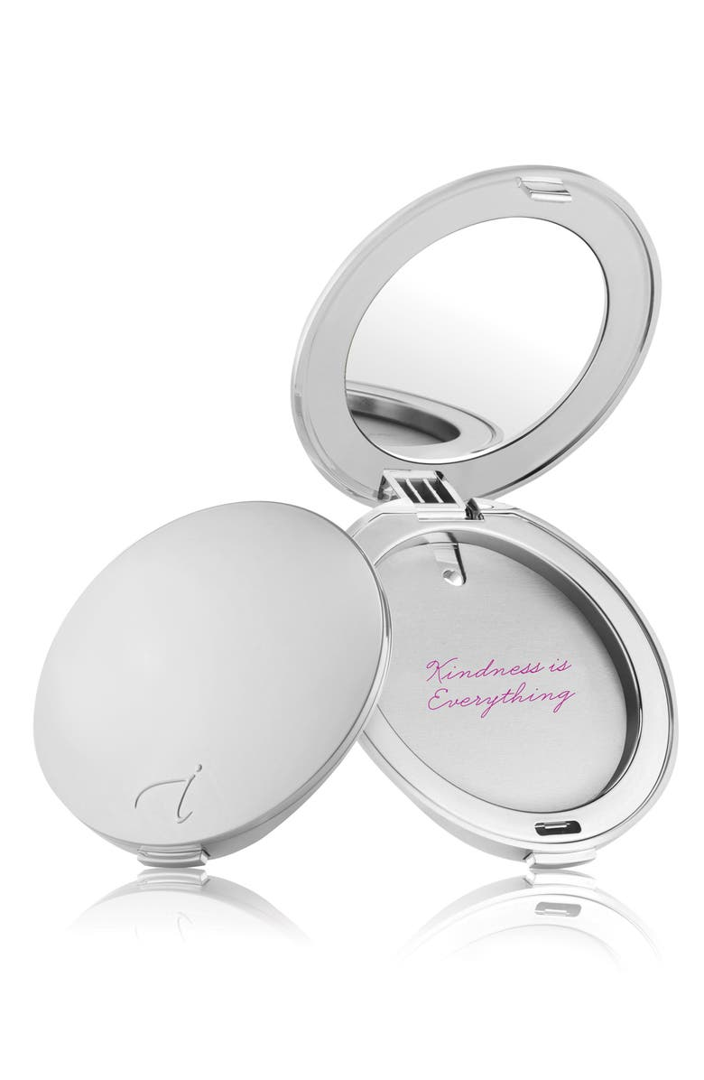 JANE IREDALE Refillable Compact, Main, color, SILVER