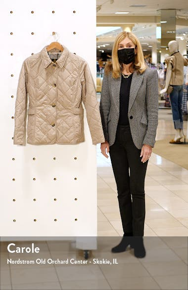 Nelson Quilted Jacket, sales video thumbnail